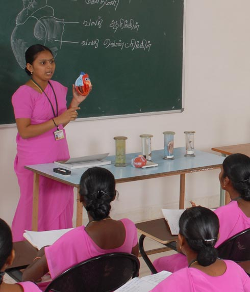 Coaching institutes supports school teaching